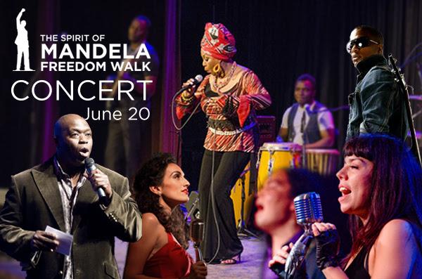 Mandela Concert